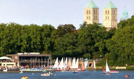 Auszeit in Münster