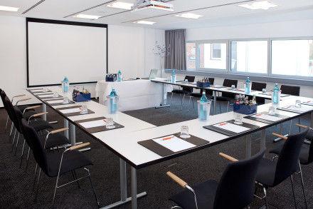 Meetings and conferences at<br /> the Stadthotel Münster
